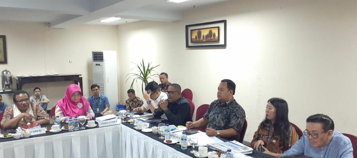 Komisi VI ke Aceh, Rafli Berharap KUR Jadi Solusi Persoalan Kemiskinan
