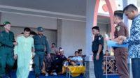 18 Terpidana Maisir Dicambuk di Nagan Raya