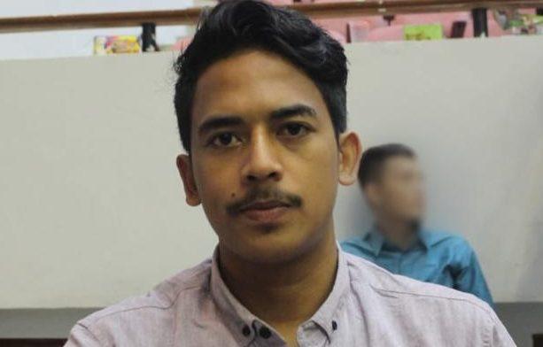 Ketua IPMD Menghimbau Camat Darussalam untuk Melakukan Partial Lockdown di Kecamatan Darussalam