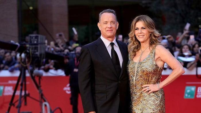 Positif Corona, Tom Hanks dan Rita Wilson Diisolasi