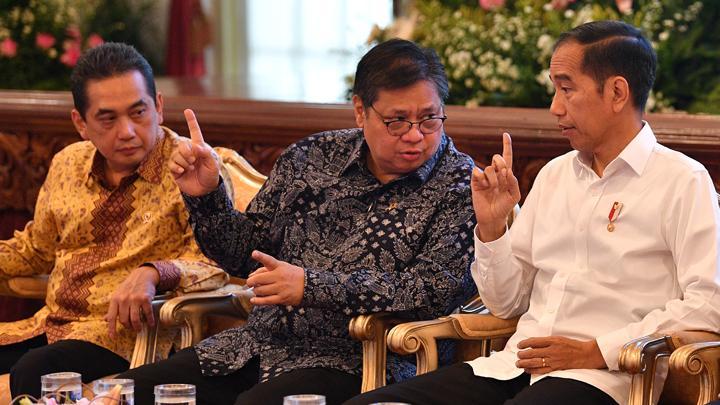 Jokowi Ingin 2024 Tak Ada Lagi Penduduk Sangat Miskin