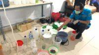 BNN Tangkap Sendikat Narkoba Clandestin Lab