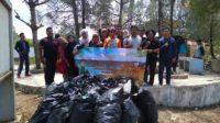 GPS Banda Aceh Lakukan Kegiatan Bersih Pantai
