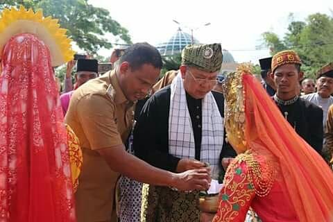 Ini Agenda Kunjungan Bupati Serdang Bedagai Di Aceh Timur 1