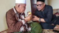 Rafli Bangun Silaturrahmi Dengan Ulama Dayah di Aceh Jaya