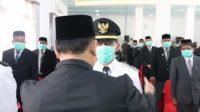 Corona Bukan Alasan Untuk Menunda Pelantikan Pejabat Di Aceh Timur