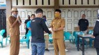 Bupati Lepas Relawan Pemuda Aceh Besar Melawan Covid-19