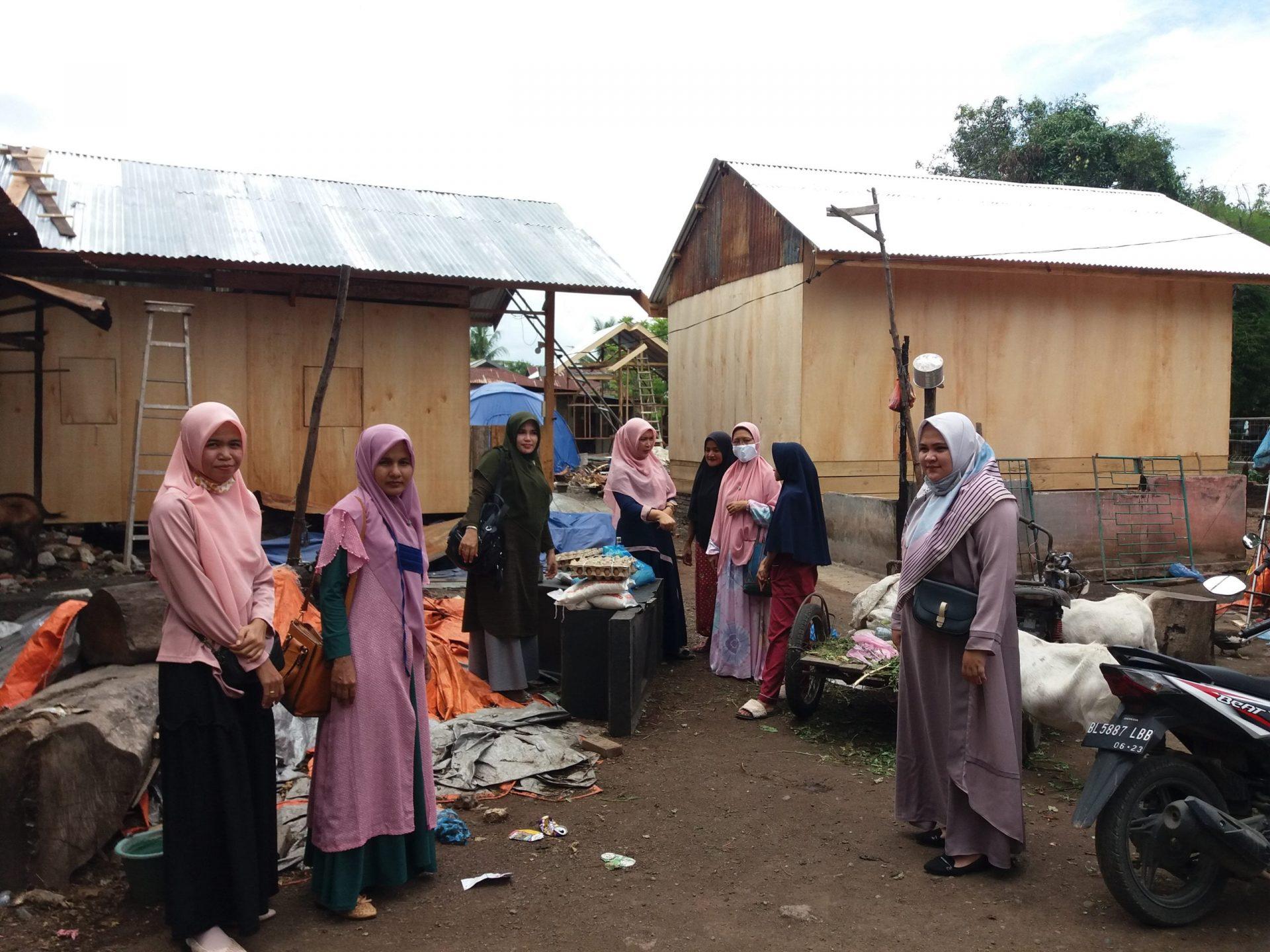 Foto Penyerahan Sembako