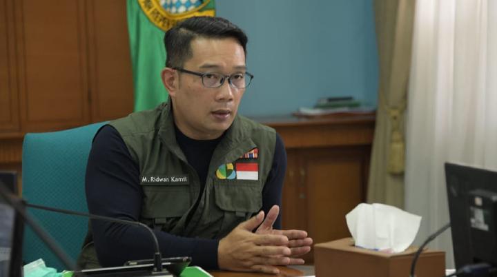 Ridwan Kamil Pastikan Pusat Terkejut dengan Kasus Positif Corona