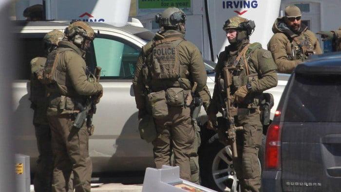 Korban Penembakan Brutal di Kanada Bertambah Jadi 23 Orang Tewas