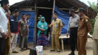Dinas Sosial dan Baitul Mal Aceh Timur Bangun Rumah Warga Tak Layak Huni