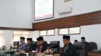 Gelar Rapat Terbatas, Bupati dan DPRK Aceh Besar Sepakat Pemangkasan DAU 133 M 7