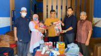 Rumoh Umat Mulai Salurkan Sembako dan Masker Bantuan Covid - 19