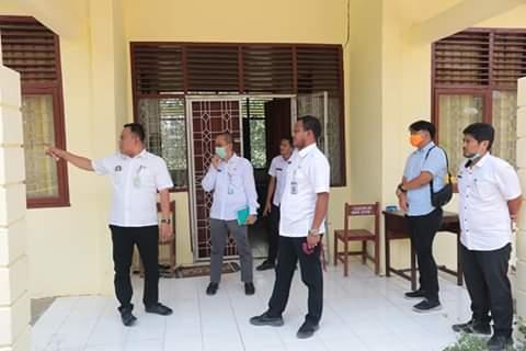 Bupati Tunjuk Guest House Pendopo dan Asrama Diklat BKPSDM Tempat Karantina Corona