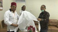 PKS Atim Bantu APD ke RSUD Zubir Mahmud