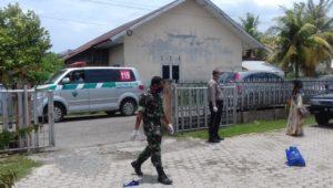 Seorang Wanita Diamankan Di Depan Kantor Samsat Kecamatan Ingin Jaya