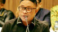 Rapat Virtual, Rafli Minta Pemerintah Bantu Koperasi dan UMKM Terdampak Covid-19