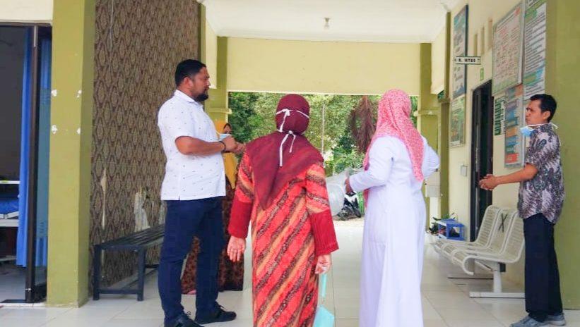 Puskesmas di Aceh Besar Belum Siap Hadapi Covid-19