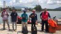 Cegah Corona, PMI Aceh Besar Kirim Relawan Ke Pulau Aceh