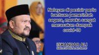 DPRK Aceh Besar, Nelayan Dan Pedagang Pesisir Perlu Segera Bantuan Pemerintah