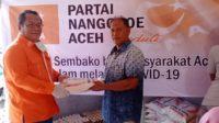 PNA Bagi Sembako Untuk Masyarakat Kurang Mampu Terdampak Covid-19