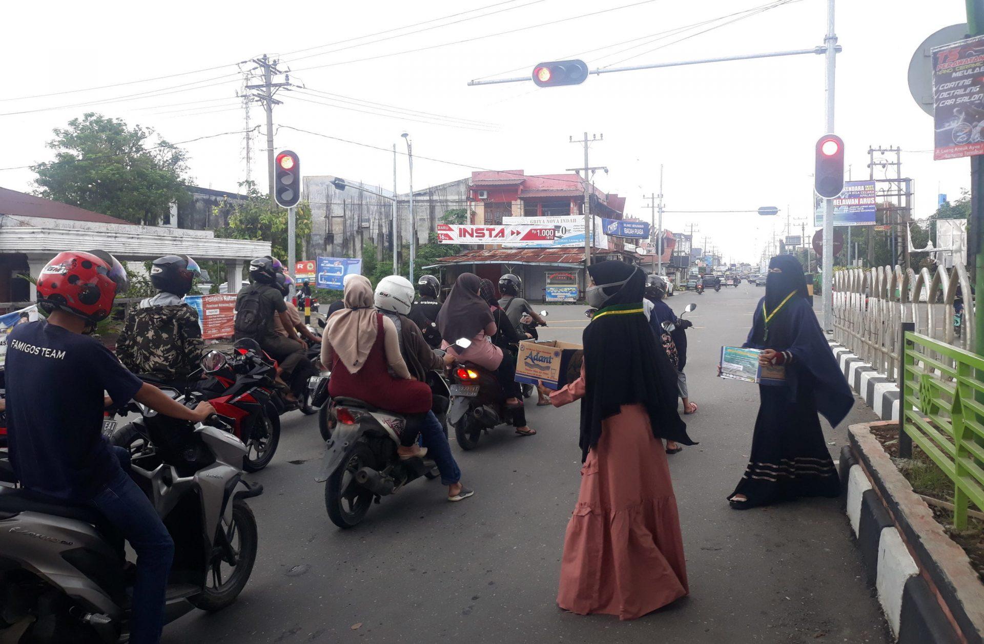 Aliansi Peduli Umat Aceh Barat Galang Dana Untuk Korban Banjir Bandang Aceh Tengah