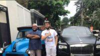 Mau Dibarter, Ini Spek Oplet Si Doel dan Rolls-Royce Raffi Ahmad