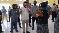 Kembali Tinjau Penyaluran Sembako, Iskandar Ali Tegaskan Komitmen DPRK Monitoring dan Evaluasi 5