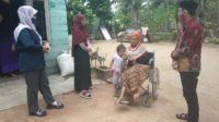 Nurfadilah Ibu Lumpuh Yang Pernah Viral Kembali Dapat Bantuan Dinas Sosial