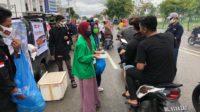 MRI Pidie Jaya - ACT Aceh Bagi Takjil Untuk Masyarakat