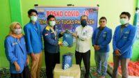 BLK Kota Banda Aceh Serahkan 2000 Masker Ke PMII Aceh 4