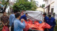 PII Aceh Besar Kembali Santuni Anak Yatim, Bagi Takjil dan Masker Gampong Geunteut, Kecamatan Lhoong 3