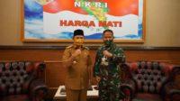 Pangdam IM Dukung Terobosan Program Ketahanan Pangan Aceh Besar 1