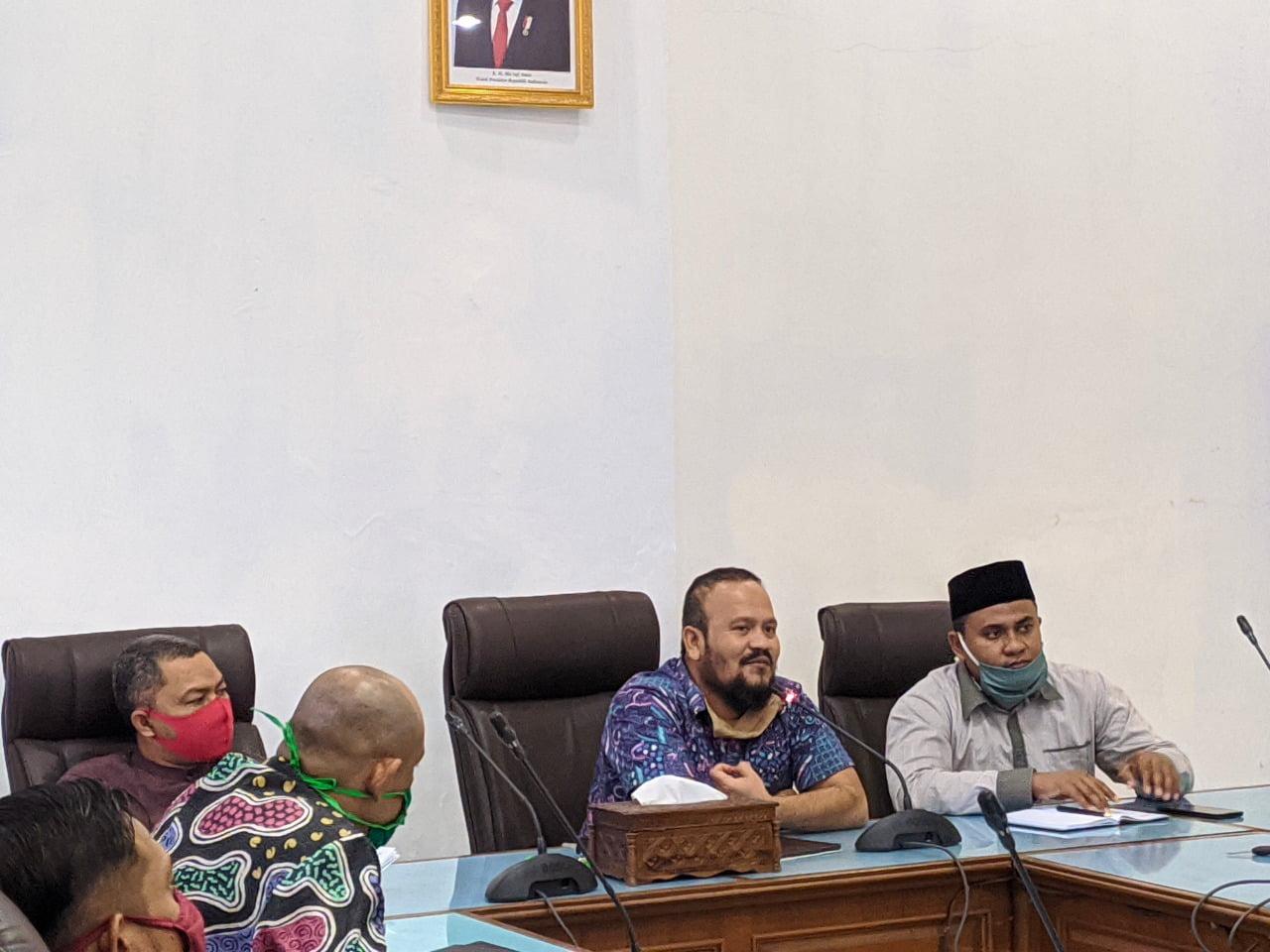 Desak Mitigasi Bencana, DPRK Aceh Besar Siap Geser Pokir 1