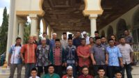 BKM Nurussalam Piyeung Gelar Halal Bihalal