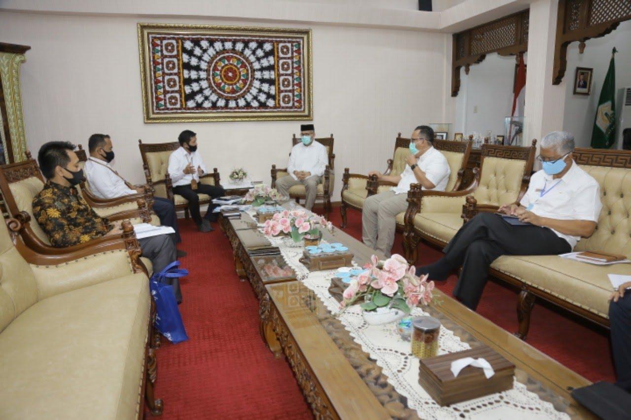 Plt Gubernur Ajak Masyarakat Aceh Sukseskan Sensus Penduduk 2020 1