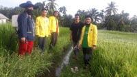 Mahasiswa KKN UTU Lakukan Penyuluhan Kepada Petani di Tengah Pandemi Covid -19