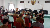 Rapat Evaluasi Percepatan Penanganan Covid-19 Pemkab Aceh Timur