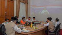 Bahas New Normal, Plt Gubernur Aceh Ikuti Rapat Online Bersama Presiden Jokowi