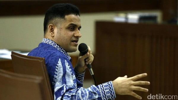 KPK Tak Pernah Beri Nazaruddin Status Justice Collaborator tapi 'Bekerja Sama'