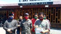 Kepolres Aceh Timur: Terima Laporan Plt Sekjen PA Aceh Timur Terkait Akun FB Yang Mengatas Namakan PA Wilayah Aceh Timur