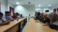 PMI Aceh Besar Gelar Rapat Persiapan Kegiatan Dimasa New Normal