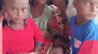 Imigran Etnis Rohingnya  Di Tampung Sementara Pada Gedung Bekas Kantor Imigrasi