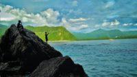 """Indahnya Panorama Pulau Keluang dan Gua Walet """"Purba"""" di Aceh Jaya"""