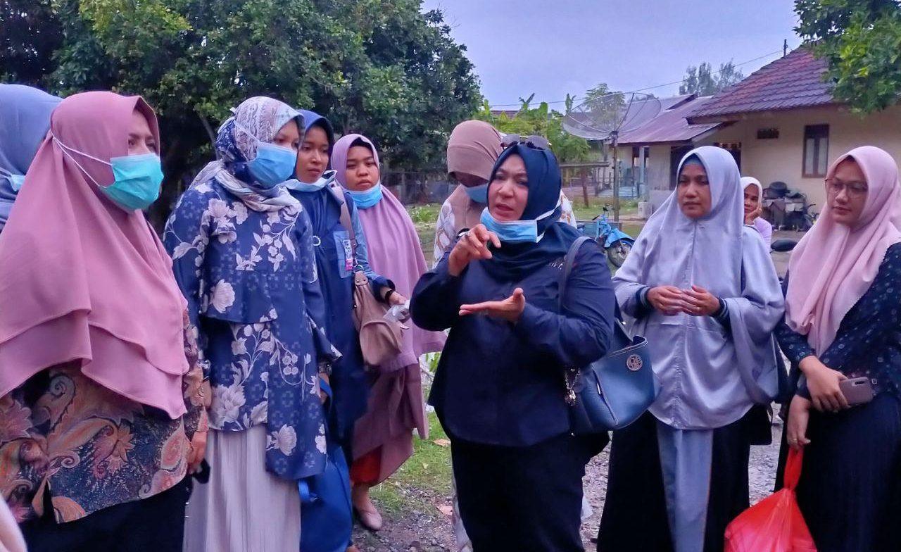 Kepala Dinas Kesehatan Aceh Besar kembali Kunjungi Pulo Aceh, Berikut Agendanya !