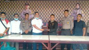 FIF Group Cabang Blangpidie Rayakan HUT Bhayangkara Ke-74 1