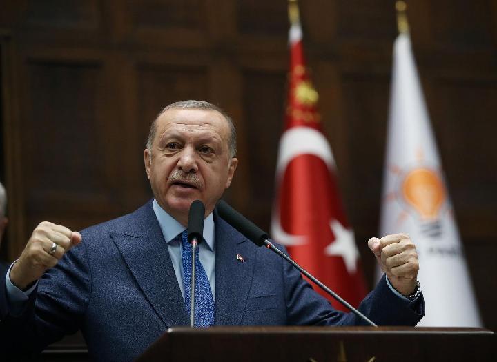Erdogan Bersumpah Bebaskan Masjid Al Aqsa Setelah Hagia Sophia