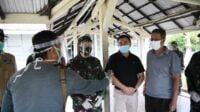 Bersihkan Gedung RSUDZA Lama, Kodam IM Terjunkan 1 SSK