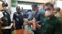 Enam Orang Diamankan Saat Pesta Miras di Banda Aceh