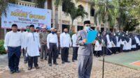 Kakankemenag Irup Hari Guru Nasional dikomplek Madrasah Terpadu Tungkop